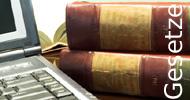 Gesetze aus dem IT-Recht und Datenschutzrecht