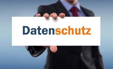 Datenschutzhinweis Rechtsanwalt