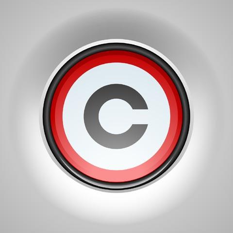 Urheberrechtsschutz Zeichen