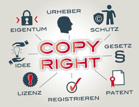 Schutzkonzept Urheberrecht